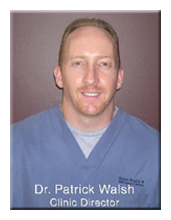 Dr. Patrick T. Walsh, Clinic Director of Walsh Health and Wellness